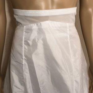 51ae5ef49f David s Bridal Intimates   Sleepwear - 💐David s Bridal Crinoline Slip  w layered Tulle